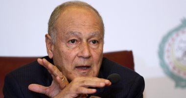 أبو الغيط: القضية الفلسطينية أُزيحت جانبًا حتى أنقذها الأداء الأوروبى