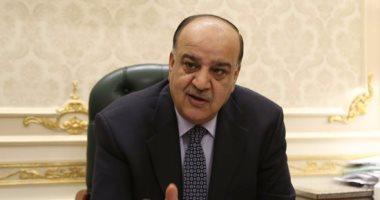 """رئيس الشؤون العربية بـ""""النواب"""" يستقبل وفداً من البرلمان العربي"""