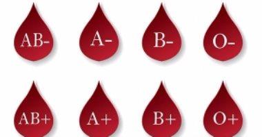 أنواع فصائل الدم وتأثيرها عىل الصحة العامة