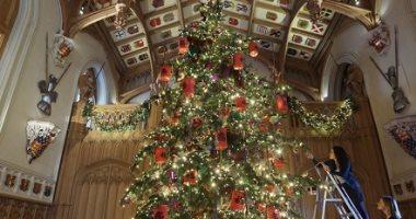 بالصور..هكذا سيبدو القصر الملكى فى ليلة رأس السنة .. الاحتفال على طريقة الملوك