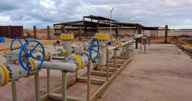 إنتاج مصر من الغاز الطبيعى يسجل 5.6 مليار قدم مكعب يوميًا خلال أبريل الماضى