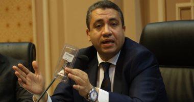 """رئيس """"مشروعات البرلمان"""": تنسيق مستمر مع وزير الرياضة لدعم الشباب بالمحافظات"""