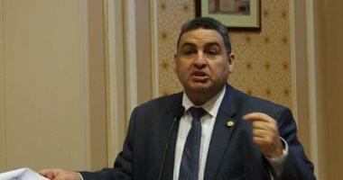النائب محمد العقاد يطالب بإعداد تقرير هندسى للعقارات كل 5 سنوات