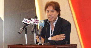 ثروت سويلم يدير اتحاد الكرة لحين تحديد بديل المجلس المستقيل