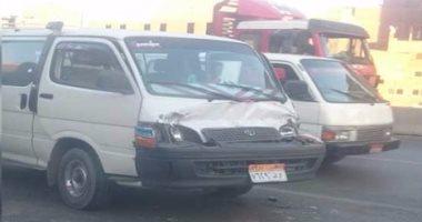 مصرع ربة منزل صدمتها سيارة مسرعة بطريق الفرعونية فى أشمون بالمنوفية