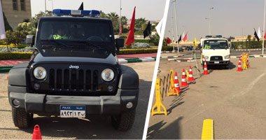 المرور يكثف نشر سيارات الإغاثة على الطرق السريعة تحسبا لسقوط الأمطار