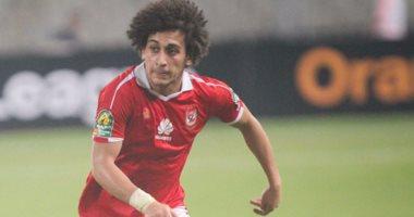 """بالفيديو.. """"مارسيلو"""" يسجل الهدف الثانى للأهلى فى شباك الاتحاد"""