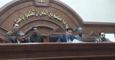 جنايات دمنهور تحكم بالإعدام على 4 أشخاص لقتلهم سائق بغرض السرقة