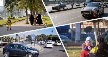 غدا انخفاض 9 درجات بحرارة الجو وطقس حار على القاهرة والعظمى 32 درجة
