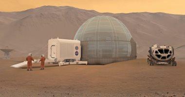 شركة فضاء أمريكية تعد ببناء معسكرات للبشر على المريخ بحلول 2028