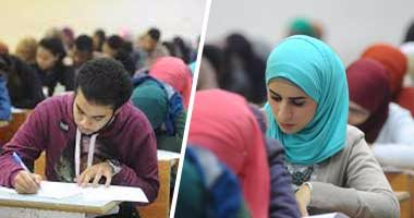 f42dff3589a08 التعليم  60% من امتحانات الثانوية العامة تأتى من الأسئلة التجريبية الموجودة  على موقع الوزارة