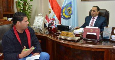 """رئيس جامعة دمنهور: نلتزم بتنفيذ أحكام القضاء بإلغاء قرار """"الشيحى"""""""