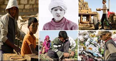 نشر الوعى بحقوق الطفل خلال احتفالية اليوم العالمى ضد عمل الأطفال فى مصر