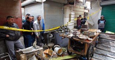مقتل مدنى فى انفجار عبوة لاصقة شمالى العاصمة العراقية بغداد