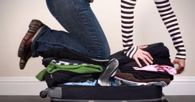 لو هتسافر قريب .. تعرف على 8 قواعد لتحضير حقيبتك قبل السفر