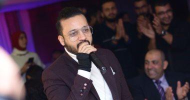 إيساف ينتهى من تسجيل أغنية جديدة مع حسام سعيد