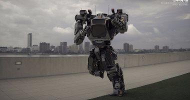 شاهد كيف يعمل الروبوت المستوحى من فيلم ;العالمى افاتار