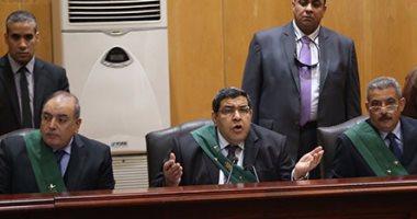 """تأجيل محاكمة 215 متهما بقضية """"كتائب حلوان"""" لـ 27 فبراير"""