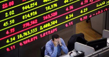 البورصة توقف التداول على أسهم 6 شركات لمدة نصف ساعة لتجاوزها نسبة الـ5%