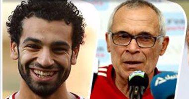 كوبر: محمد صلاح سيكون من أفضل اللاعبين فى العالم