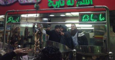 يغلق-محمد فؤاد شوارع ;السيدة زينب; بسبب زيارته لـ;بحة