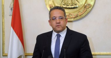وزير السياحة والآثار يتفقد اليوم مطار سفنكس والمتحف المصرى الكبير