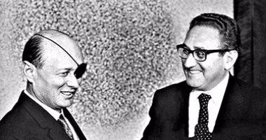 ذات يوم 4 يناير 1974.. «ديان» يقدم لـ«كيسنجر» مشروع لـ«فك الاشتباك مع مصر»