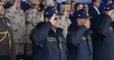 تعرف على مهام القوات الخاصة البحرية بعد افتتاح السيسى للأسطول الجنوبى