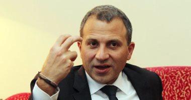 جبران باسيل يطالب لتياره بحقيبة الداخلية أو المالية بحكومة لبنان الجديدة
