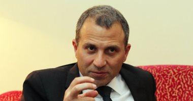 جبران باسيل: فرقاء عديدون كانوا منزعجين من توافق رئيسى جمهورية وحكومة لبنان