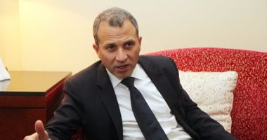 خارجية لبنان: جبران باسيل يدعو السيسى لحضور القمة الاقتصادية العربية فى بيروت