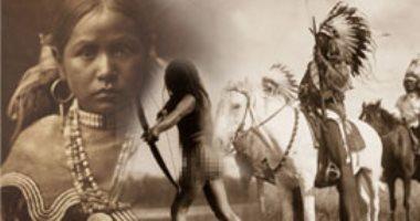 بالصور.. 10 معلومات عن الهنود الحمر أغربها أصلهم الكورى