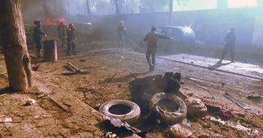 مقتل 4 مدنيين سوريين وإصابة 15 آخرين نتيجة انفجار ألغام لداعش فى درعا