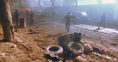 إصابة شخصين اثنين فى انفجار سيارة بالعاصمة العراقية بغداد