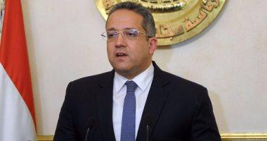 وزير الآثار: ديوننا 6 مليارات جنيه.. وجنى ثمار مشروع تطوير الهرم مايو المقبل