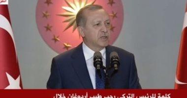متحدث باسم إردوغان ينتقد الجيش الأمريكى لدعمه فصيلا كرديا سوريا