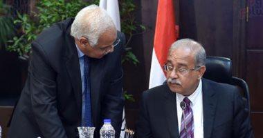 """مركز المعلومات ودعم اتخاذ بمجلس الوزراء يستقبل وفد رابطة """"فى حب مصر"""""""