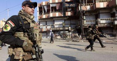 قوات الأمن العراقية تفرض إجراءات أمنية مشددة على ساحة التحرير فى بغداد