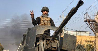 الجيش العراقى يستعيد السيطرة على حى