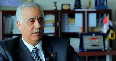 رئيس جامعة الإسكندرية يفتتح الأكاديمية المهنية بكلية التربية بالجامعة