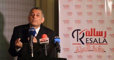 """شريف عبد العظيم: اللى بيقول """"رسالة"""" إخوان يبقى بيمدحهم"""