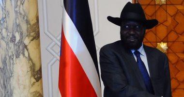 رئيس جنوب السودان يعلن دعمه للمجلس العسكرى الانتقالى بالخرطوم