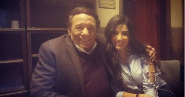 مى عمر عن مشاركتها للزعيم فى مسلسله الجديد: أخيرا حلمى يتحقق