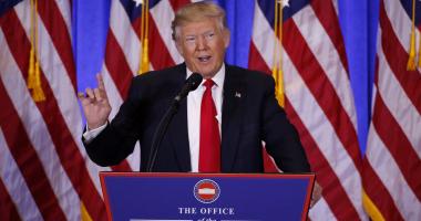 بث مباشر.. المؤتمر الصحفى للرئيس الأمريكى المنتخب دونالد ترامب