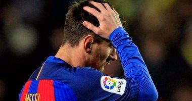 برشلونة يلمح باقتراب رحيل ميسي