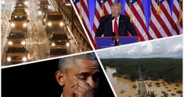 العالم فى صورة..شاهد أهم الأحداث العالمية