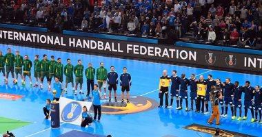 بالصور .. فرنسا تسحق البرازيل فى افتتاح مونديال اليد