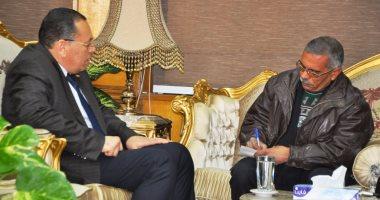 رئيس جامعة القناه: السياسة محظورة فى الجامعة ونقوم بتوعية الطلاب سياسيا