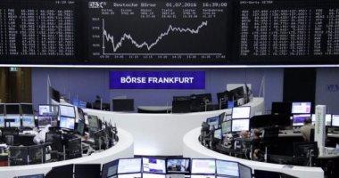 الأسهم الأوروبية تنهى جلسة متقلبة على ارتفاع بعد قفزة فى وول ستريت