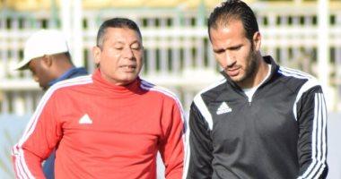 مدرب حراس مرمى طلائع الجيش يعتذر عن عدم الاستمرار مع الفريق